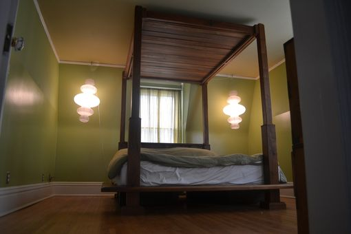 Custom Made Custom Platform Bed