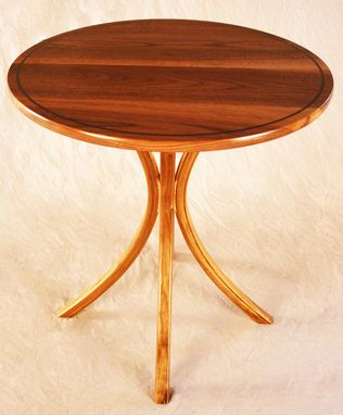 Custom Made Round Occasional Table