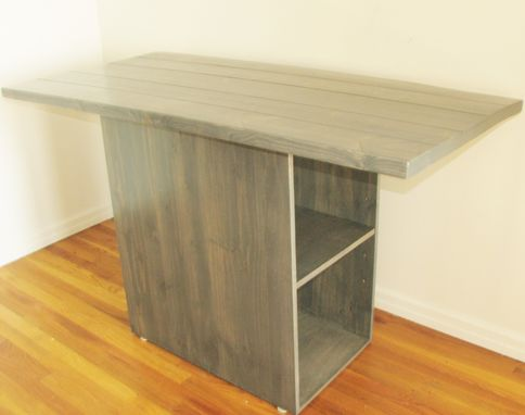 Custom Made Modern, Contemporary Kitchen Island
