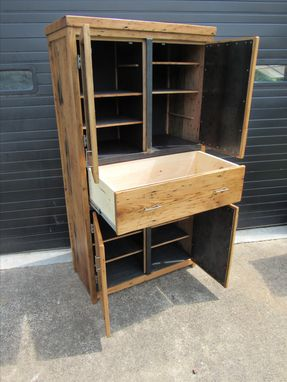 Custom Made Tall Storage Cabinet / Pantry / Wardrobe.