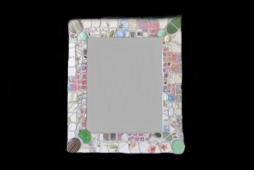 Custom Made Customized Mosaic Picture Frame