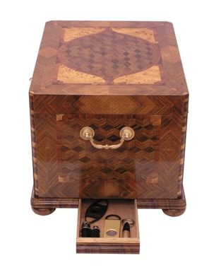 Custom Made Cigar Humidor 150 (Rhombus Design)