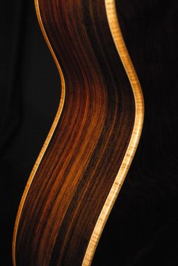 Custom Made Grand Auditorium Crazy Indian Rosewood, Lucky Strike Redwood