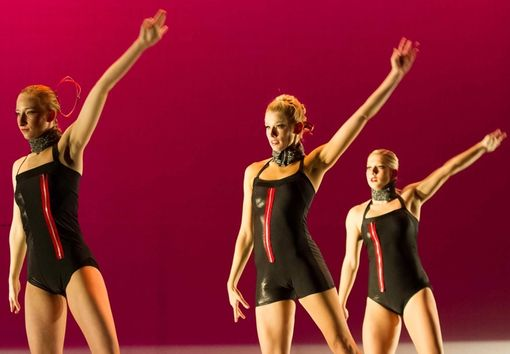 Custom Made Jazz Dance Costumes
