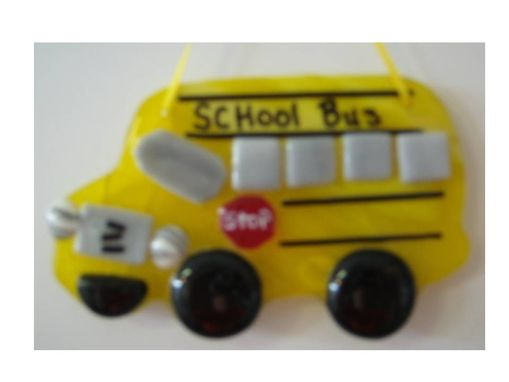 Custom Made Classic Yellow School Bus. Ready To Ship