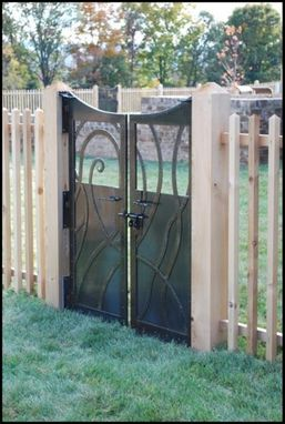 Custom Made Pool Gates