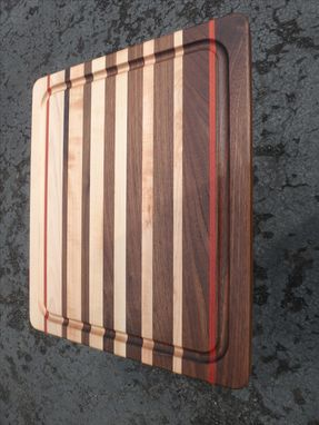 Custom Made Edgegrain Cutting Board