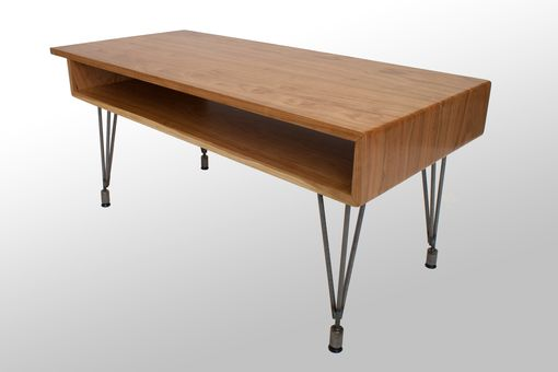 Custom Made The Irving Coffee Table: Cherry