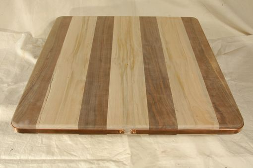 Custom Made Nw Hardwood Rangetop Work Surface
