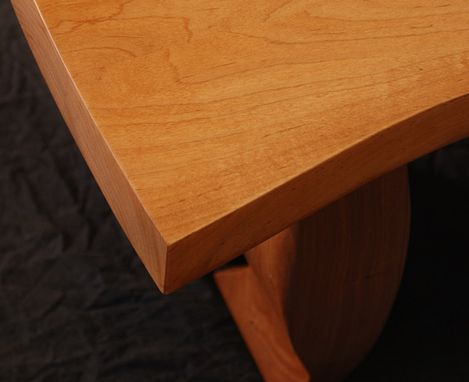 Custom Made Sculptured Bench/Table