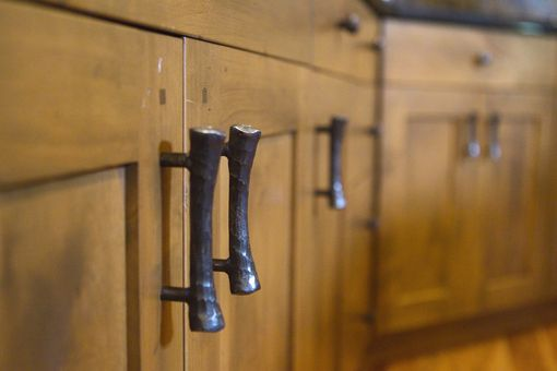 Hand Made Oak Hill Iron Custom Hand Forged Interior