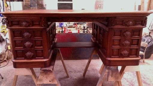 Custom Made Replica President Richard Nixon Desk