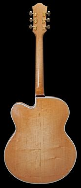 "Custom Made 18"" Archtop Guitar"