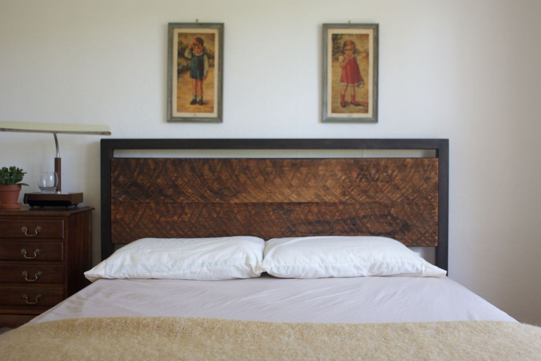 custom made queen size bed frame