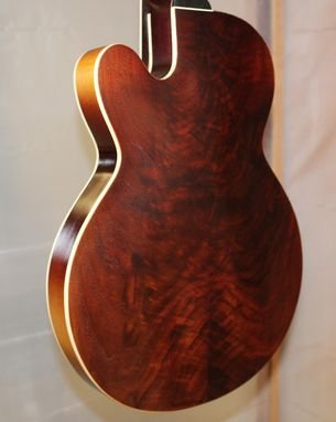 Custom Made Archtop Electric Guitar