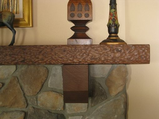 Custom Made Capalti Mantel