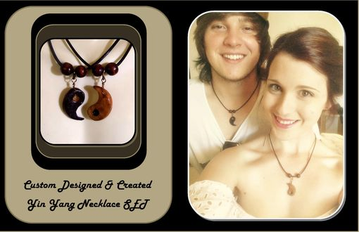 Custom Made Couples Jewelry,Yin Yang Necklace Set,Best Friends Jewelry,Mens Gifts,His Hers Jewelry