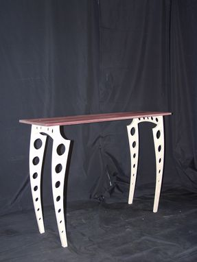 Custom Made Arachnid Table