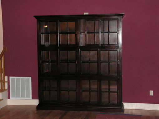 Custom Made Reproduction Bookcase