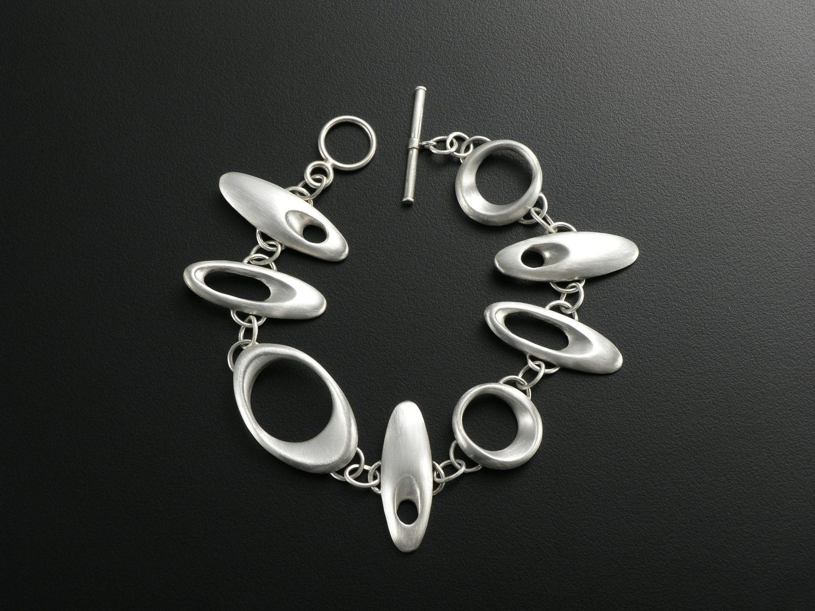 Custom Made Ekg Bracelet