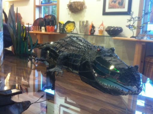 Custom Made Alligator
