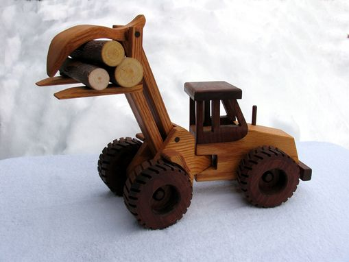Custom Made Log Loader