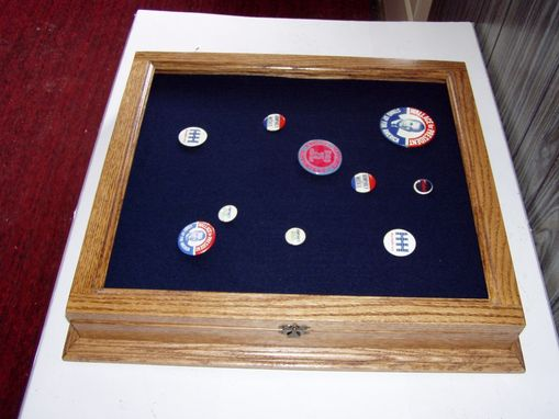 Custom Made Display Cases