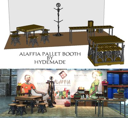 Custom Made Trade Show Booth