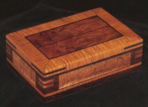 Custom Made Koa Watch Box
