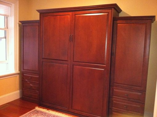 Custom Made Murphy Bed 1