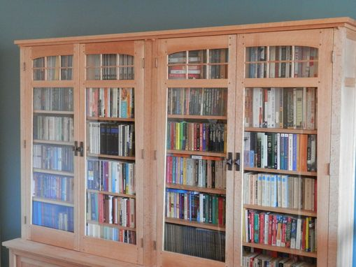 Custom Made Stickley Styled Bookcase
