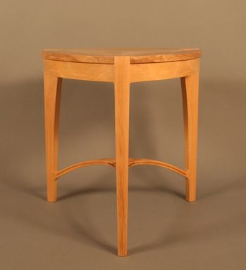 Custom Made 100 Mile Table, Side Table, Modern, Furniture