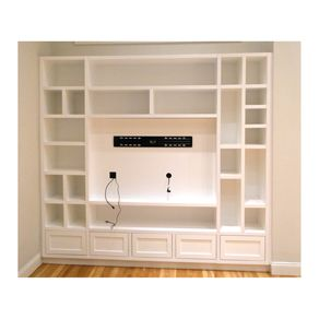 custom built wall units & custom made built in tv wall units