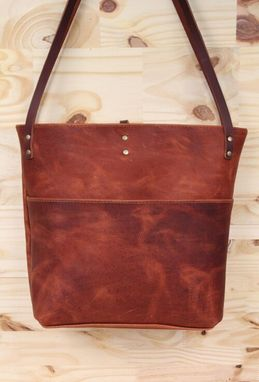 Custom Made Explorer Brooklyn Handbag