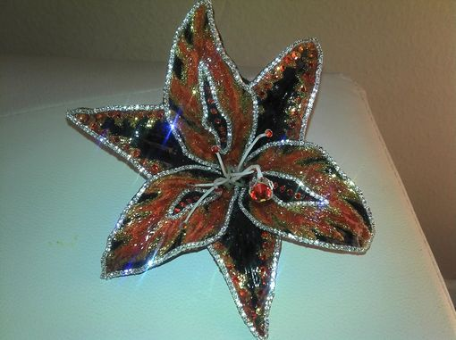 Custom Made Fire Lily