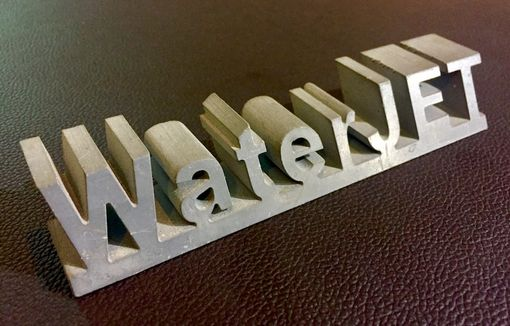 Custom Made Custom Signage And Company Logos (Steel, Stone, Wood, Glass, Etc.)