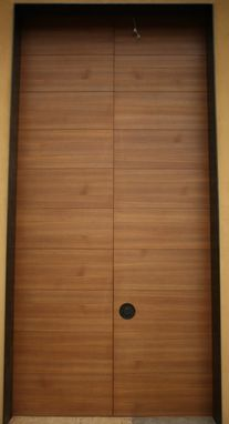 Handmade Bronze Entry Door Jamb And Knob Set by Elite Design