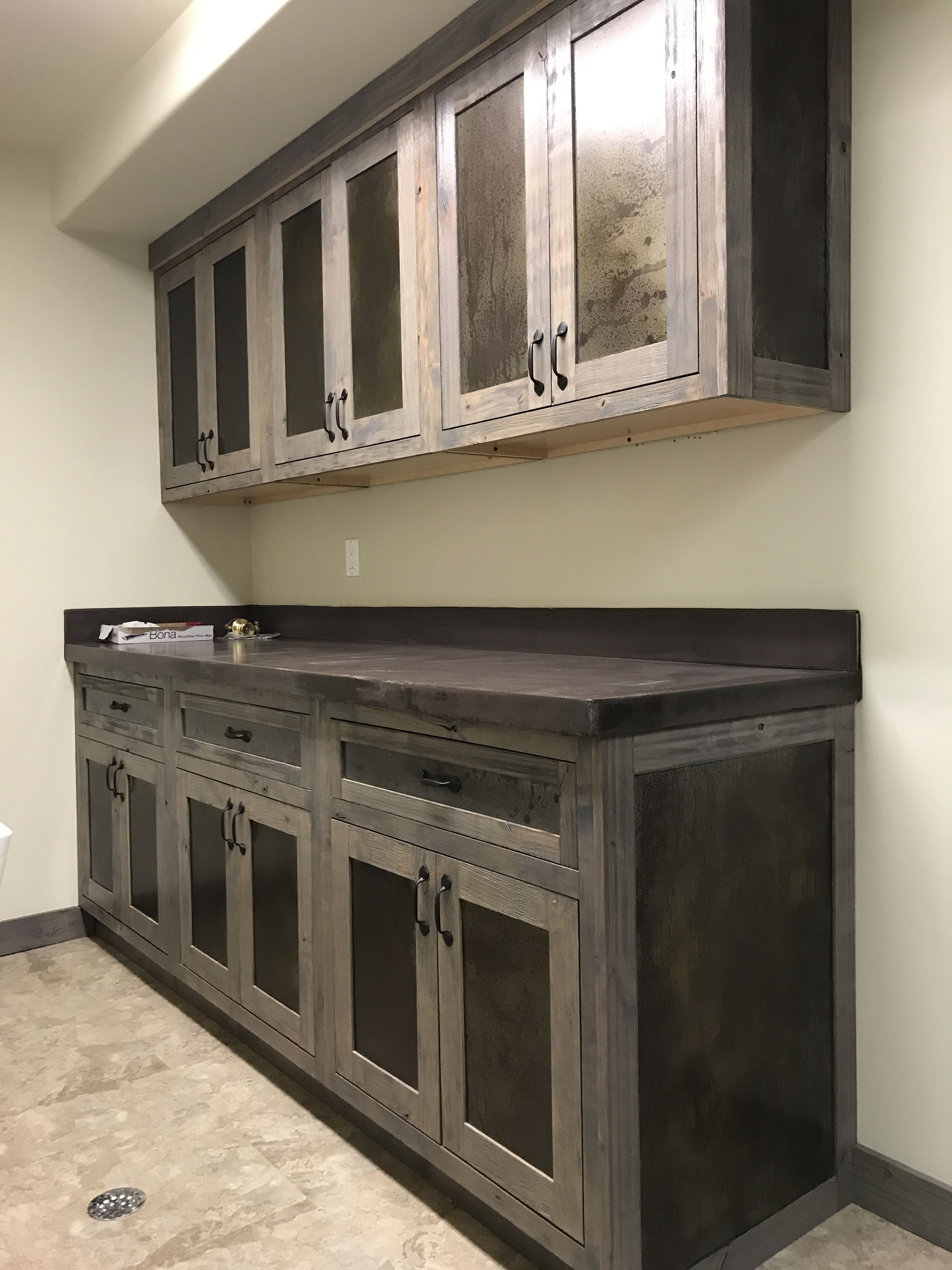 Hand Made Custom Cabinets By
