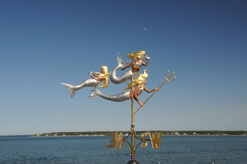 Custom Made Mermaid Weathervane
