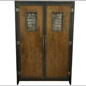 Industrial Locker 046 Industrial Style Furniture By Industrial Evolution Furniture Co By Scott