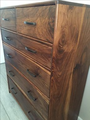 Custom Made Mid Century Dresser