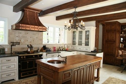 Custom Made Private Residence Kitchen