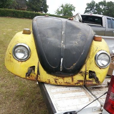 Custom Made Volks Wagon  Bug Car Parts Grill
