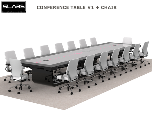 Custom Made Custom Conference Room Table