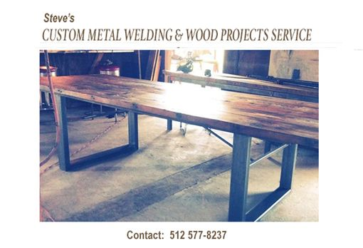 Custom Made Bar - Dining Table -