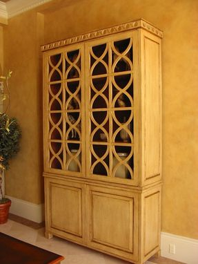 Custom Made French Country Armoire