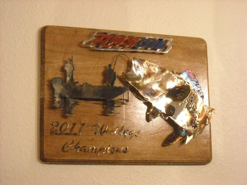 Custom Made Custom Wall Plaques And Trophies