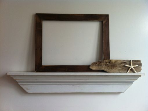 Custom Made Handmade Rustic Picture Frame