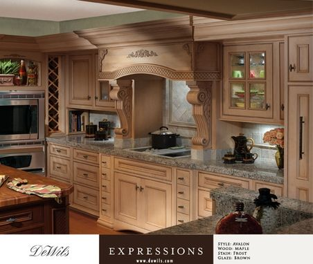 Custom Made Frost Expression Kitchen