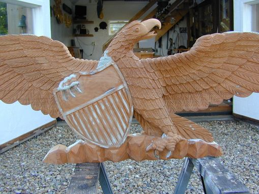 Custom Made Heritage Eagle